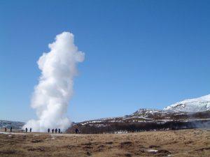 Varma källor och geotermisk energi